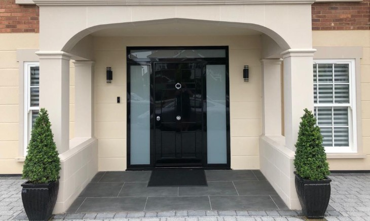 The 4 best types of front doors for your home