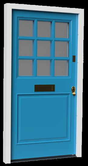 class 3 security door
