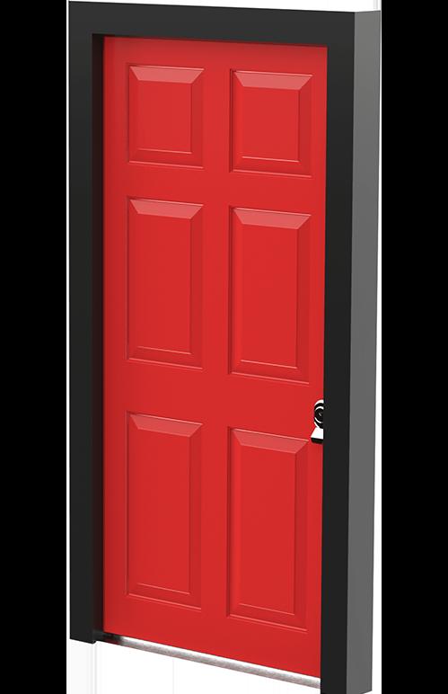 Bullet Proof Security Doors