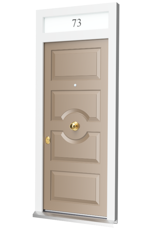 Class 3 Security Doors