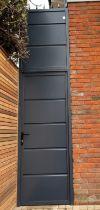 side gate door